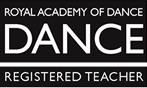 Royal Academy of Dance Registered Teacher